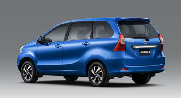 Toyota Avanza Price Revised: PKR 34.5 lac 3