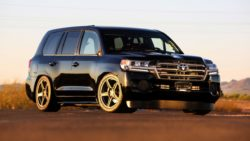 Toyota Claims 'World's Fastest SUV' Title 2