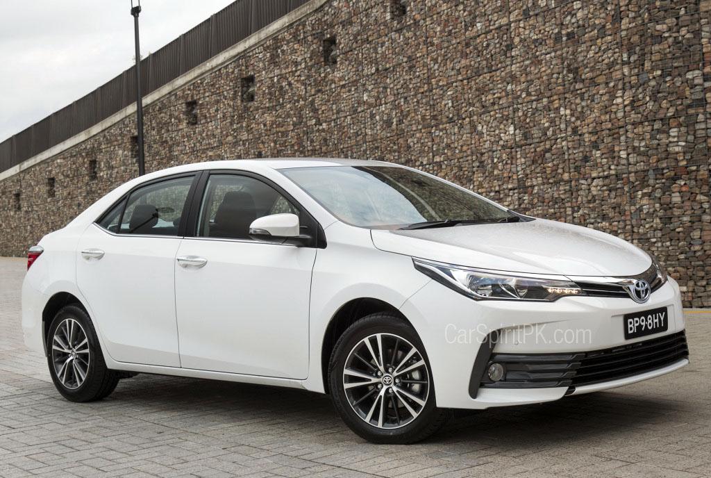 2017 Toyota Corolla New Facelift Vs Old Carspiritpk