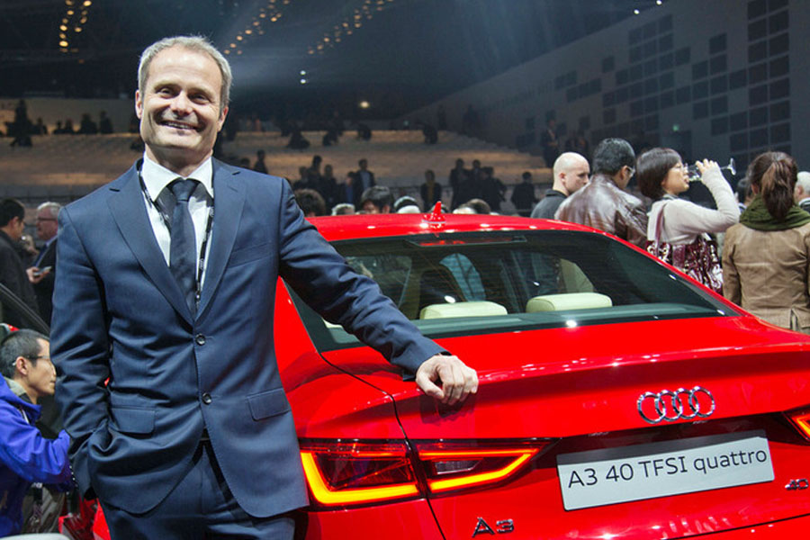 Audi Design Head Joins BYD of China 1