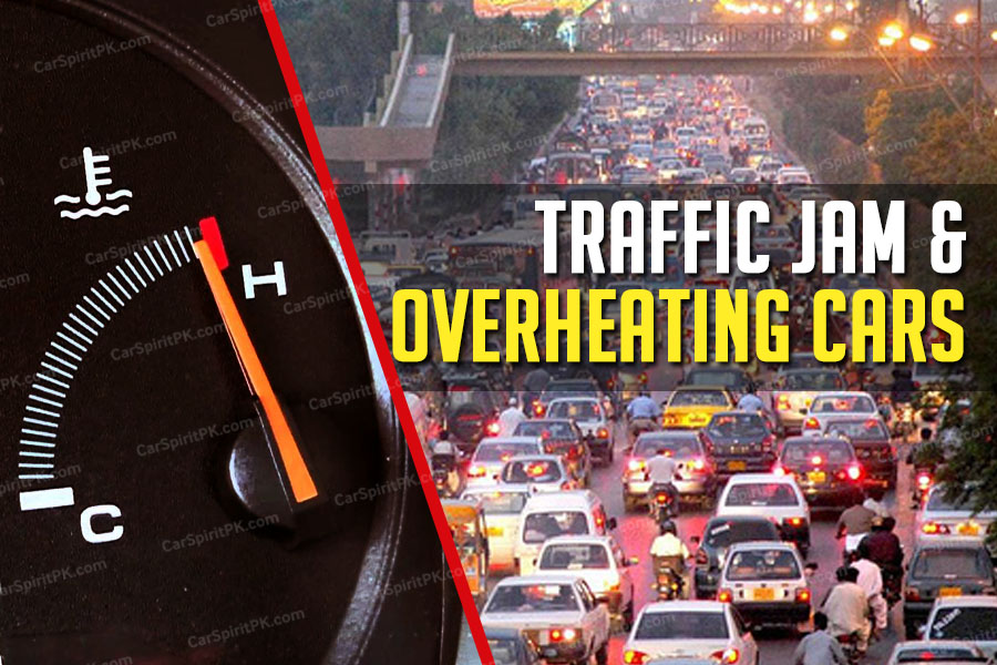 How to Prevent Cars From Overheating in Traffic Jams 1