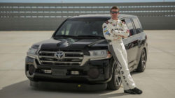 Toyota Claims 'World's Fastest SUV' Title 6