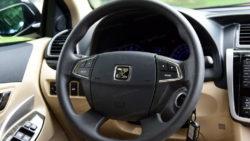 The Zotye Z300 Sedan 9