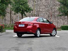 Toyota to Launch Yaris Sedan in Asian Markets 8