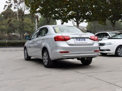 Great Wall C30- The Perfect Low-Budget Sedan 5