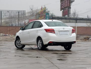 Toyota to Launch Yaris Sedan in Asian Markets 17