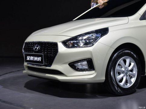 Hyundai Reina Sedan Unveiled 2