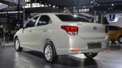 Hyundai Reina Sedan Unveiled 7