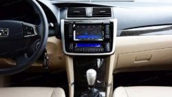 The Zotye Z300 Sedan 10