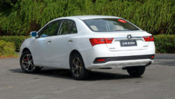 The Zotye Z300 Sedan 7