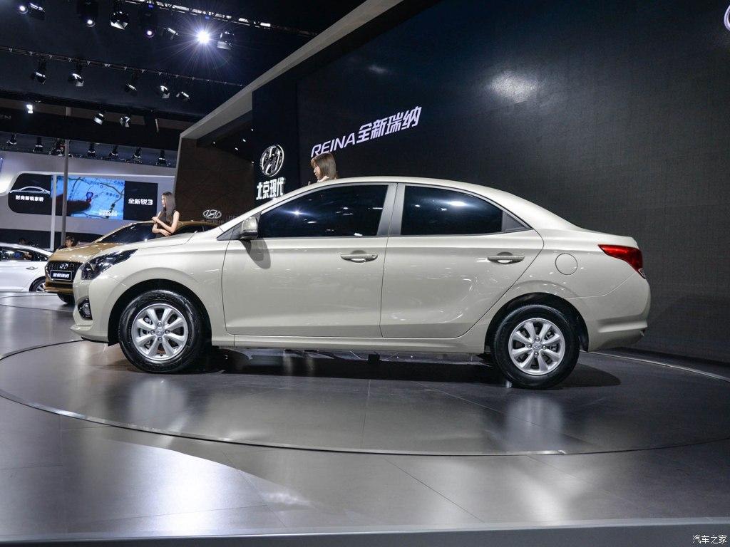 Hyundai Reina Sedan Unveiled - CarSpiritPK