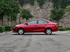 Toyota to Launch Yaris Sedan in Asian Markets 7