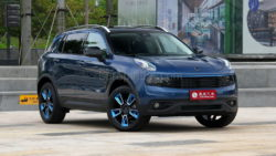 Lynk & Co All Set to Launch the 01 SUV in China 4