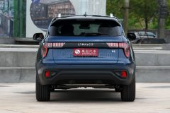 Lynk & Co All Set to Launch the 01 SUV in China 5