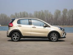 Geely Yuanjing X1 Launched in China 5