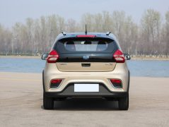 Geely Yuanjing X1 Launched in China 7