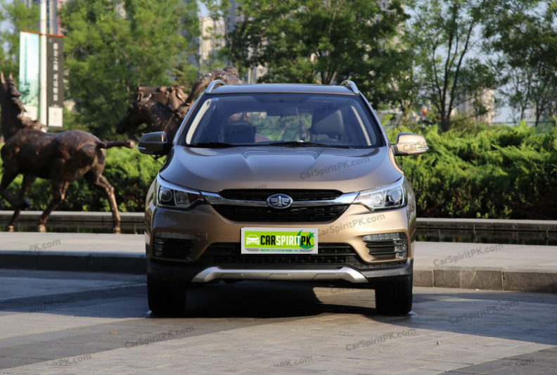 FAW D60 SUV Facelift Launched in China 1