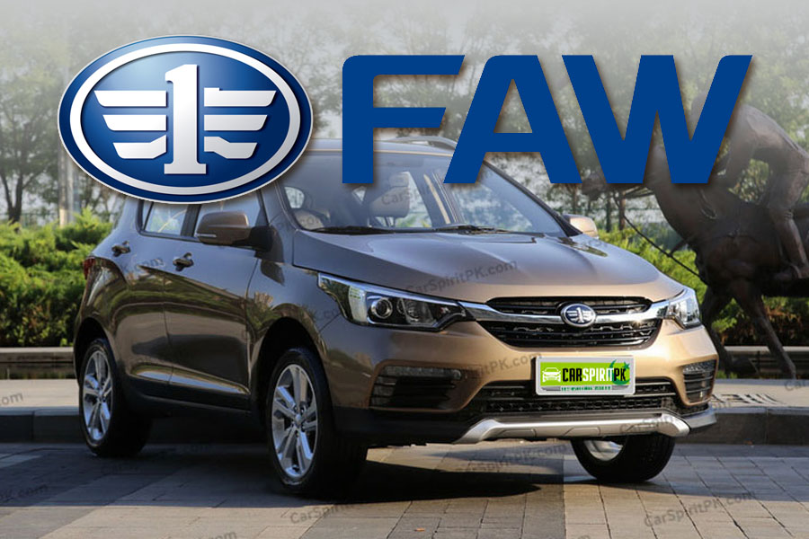 FAW D60 SUV Facelift Launched in China 16