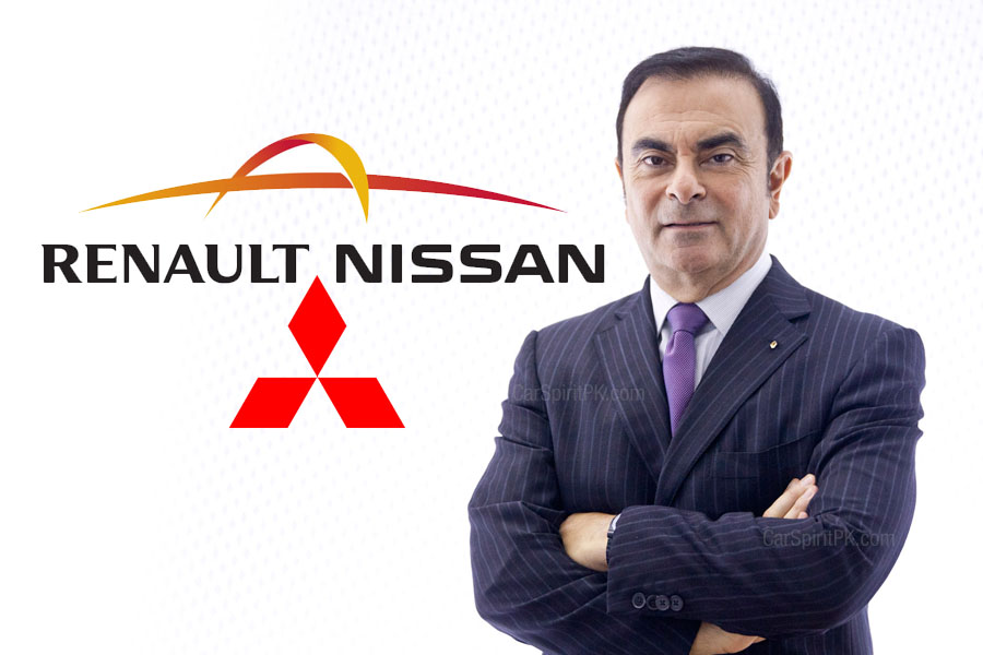 Renault-Nissan Could Become Global #1: Carlos Ghosn 2
