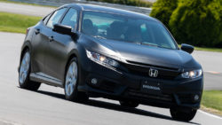 Honda Civic to Get 8-speed Dual-Clutch Transmission 3