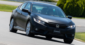 Honda Civic to Get 8-speed Dual-Clutch Transmission 1