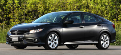 Honda Civic to Get 8-speed Dual-Clutch Transmission 2