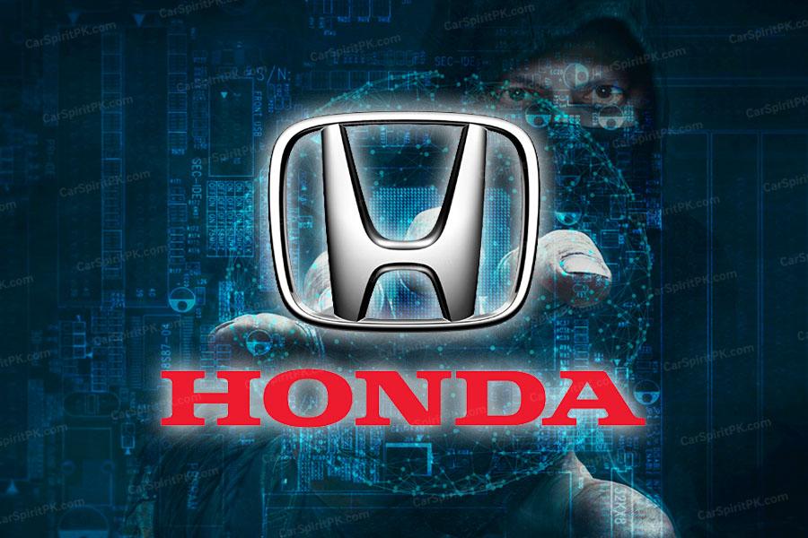 HondaWanaCry