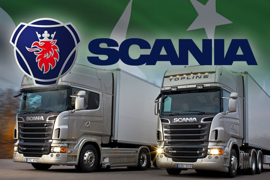 Swedish Auto Giant Scania To Sell Heavy Vehicles in Pakistan 1