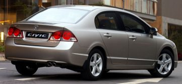 Was 8th Gen Civic a Bigger Head-Turner Than 10th Gen? 5