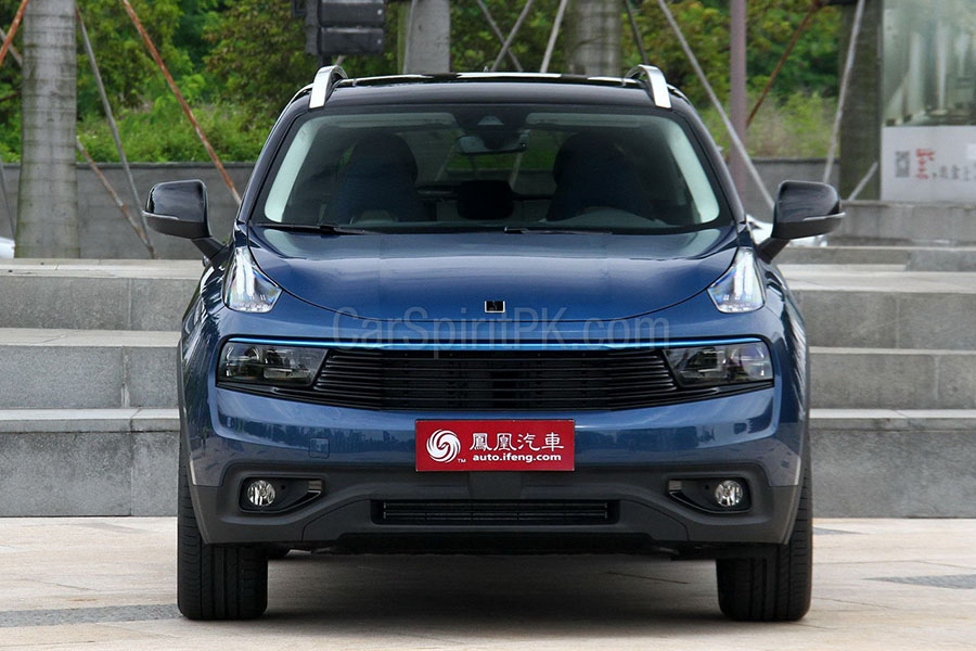 Lynk & Co All Set to Launch the 01 SUV in China 25