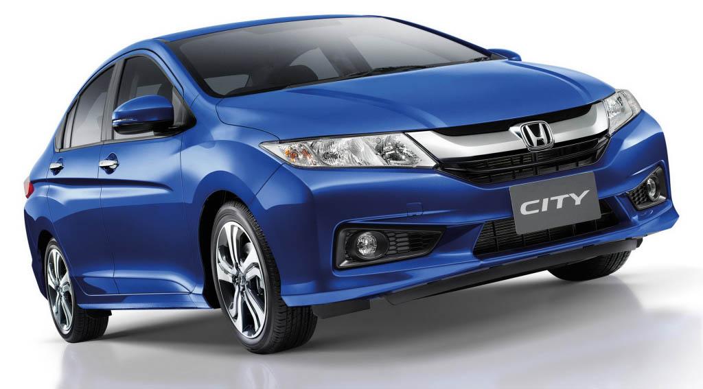 The City Has Become Honda's Cultus 4