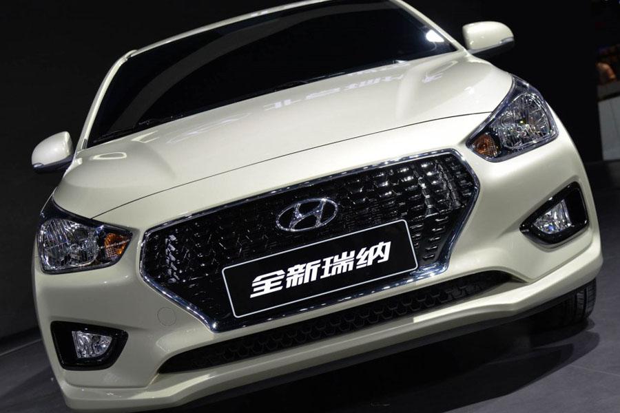 Hyundai Reina Sedan Unveiled 16