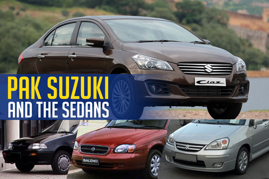 Pak Suzuki And The Sedan Segment 12