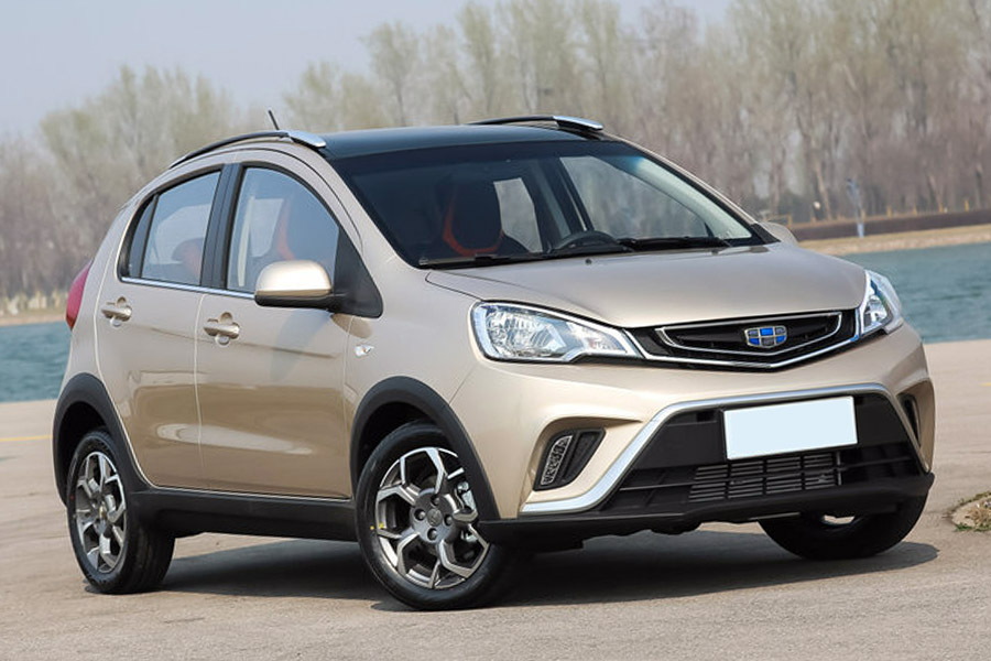 Geely Yuanjing X1 Launched in China 1