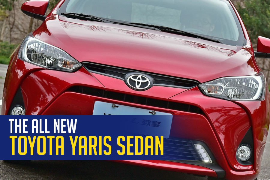 Toyota to Launch Yaris Sedan in Asian Markets 3