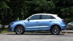 The Zotye SR7 SUV 12