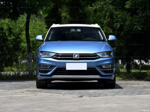 The Zotye SR7 SUV 5
