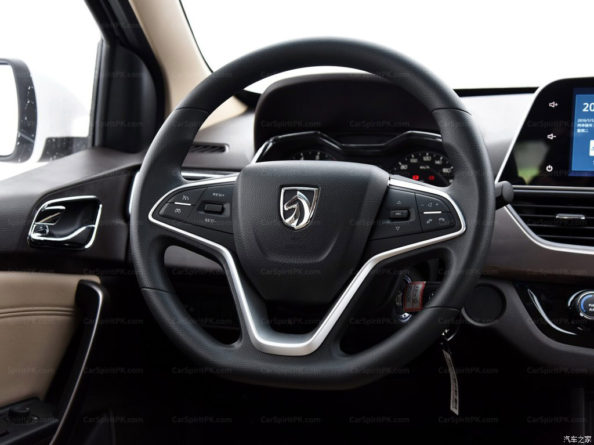 Baojun 310W- Are Chinese Designing Better Looking Cars Than Japanese? 8