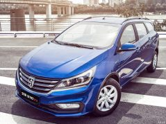 Baojun 310W- Are Chinese Designing Better Looking Cars Than Japanese? 5