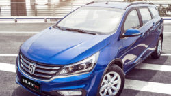 Baojun 310W- Are Chinese Designing Better Looking Cars Than Japanese? 9