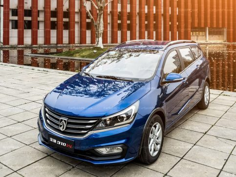 Baojun 310W- Are Chinese Designing Better Looking Cars Than Japanese? 3