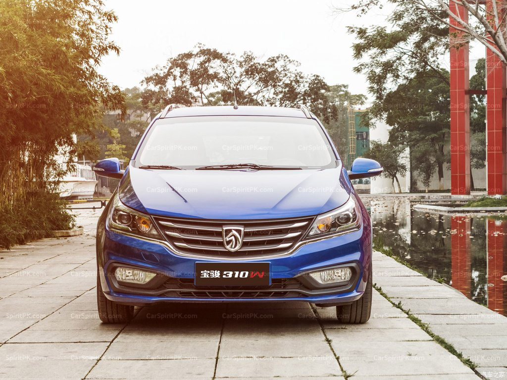 Baojun 310W- Are Chinese Designing Better Looking Cars Than Japanese? 1