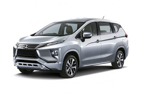Mitsubishi Reveals Seven-Seat Crossover Rival for Honda BR-V 2