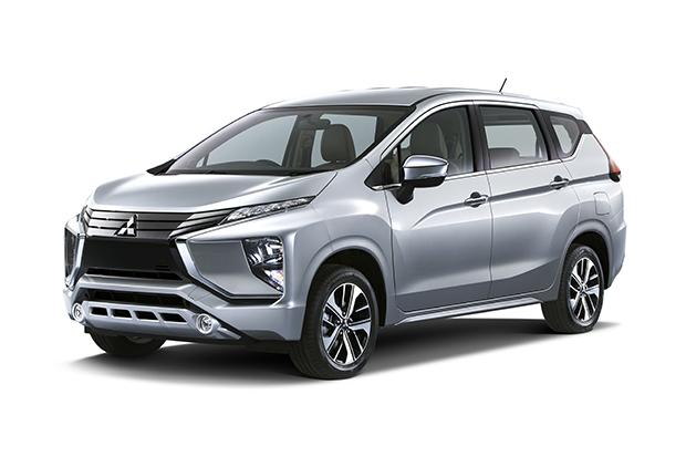 Mitsubishi Reveals Seven-Seat Crossover Rival for Honda BR-V 1