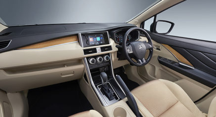 Mitsubishi Reveals Seven-Seat Crossover Rival for Honda BR-V 3