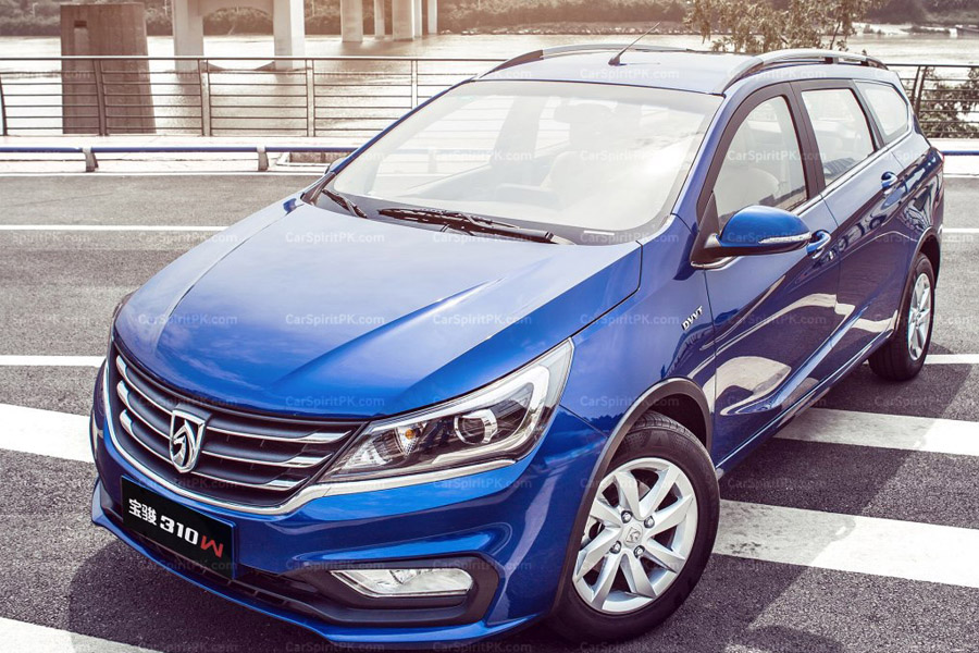 Baojun 310W- Are Chinese Designing Better Looking Cars Than Japanese? 41