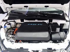 Pure Electric FAW A70E Will Be Launched in China in August 5