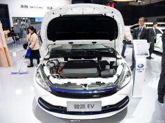 Pure Electric FAW A70E Will Be Launched in China in August 4
