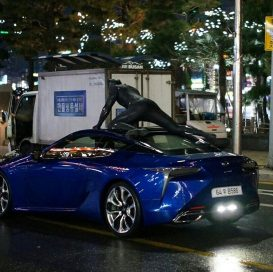 Lexus LC 500 To Be Showcased in Black Panther Movie 4