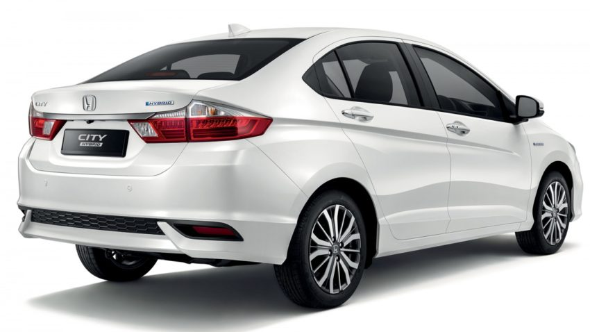 Honda City Hybrid Launched in Malaysia with 25.64 Km per Liter Mileage 7